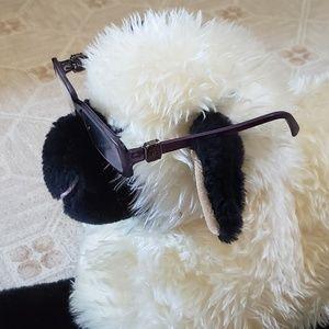 Rare purpleChanel eyeglass